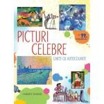 Picturi celebre. Enciclopedie cu autocolante