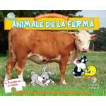 Animale de la fermă. Cartea mea cu puzzle-uri (Baby Looney Tunes)