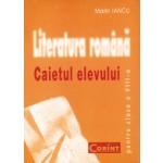 Limba română / Literatură - Caietul elevului clasa a VIII-a